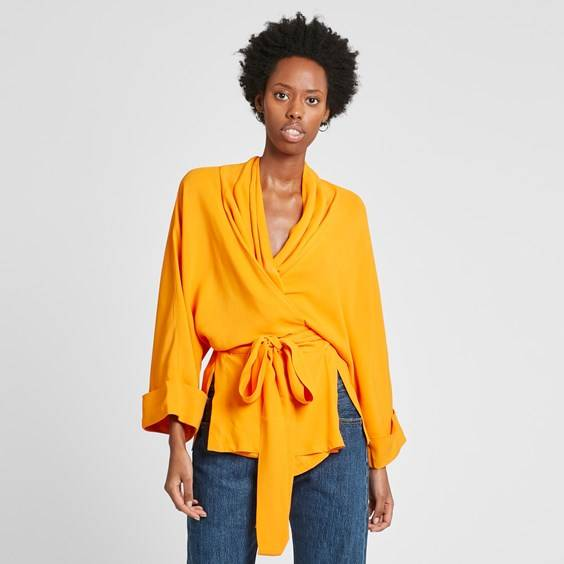 Rodebjer Tennessee Twill Marigold