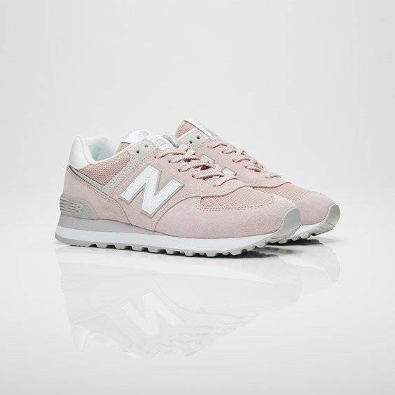 New Balance wl574 FADED ROSE