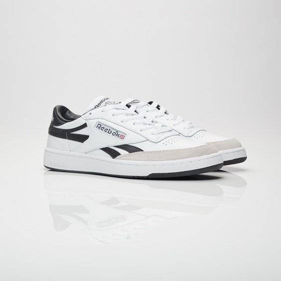 Reebok revenge plus trc White/Black/Excellent Red