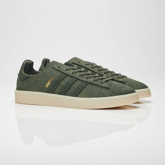 adidas campus crafted SUPCOL/FTWWHT/GOLDMT