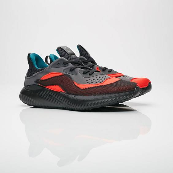 Adidas alphabounce by kolor Black/Red/Grey/Blue
