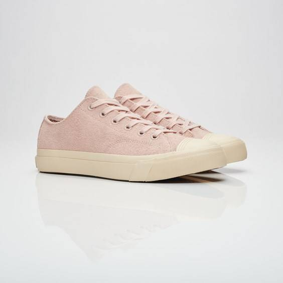Pro-keds Royal Lo Hairy Suede Pink