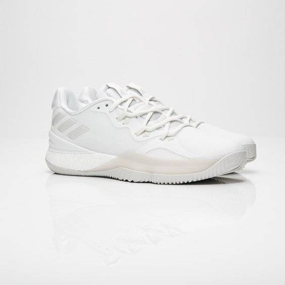 Adidas Crazy Light Boost 2 Crystal White/Chalk Pearl/Ftwr White