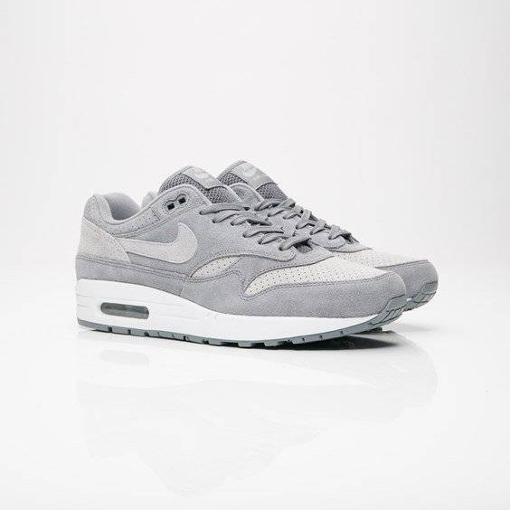 Nike Air Max 1 Premium Cool Grey/Wolf Grey/White