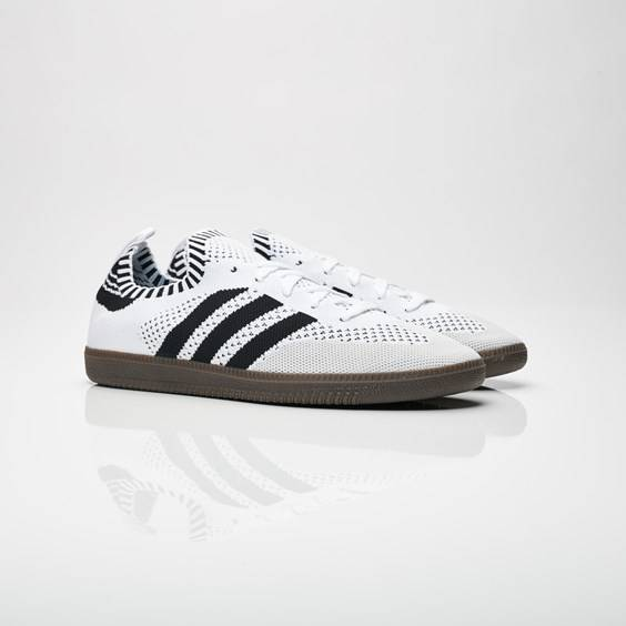 Adidas Samba Pk Sock Ftwr White/Core Black/Bluebird