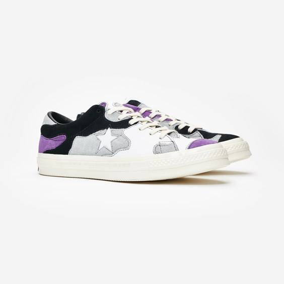 Converse One Star x Sneakersnstuff Deep Lavender/Wolf Grey
