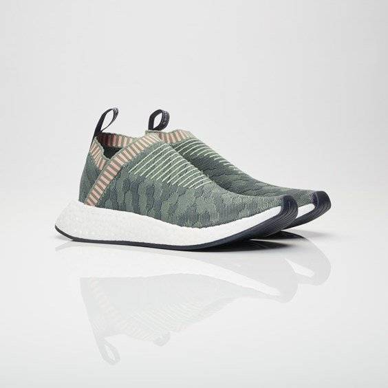 Adidas Nmd Cs2 Pk w Trace Green/Trace Green/Trace Pink
