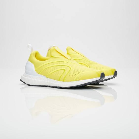 Adidas Ultraboost Uncaged Vivid Yellow/Ftwr White/Night Steel