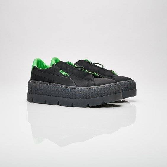 Puma Cleated Creeper Surf Wns Black