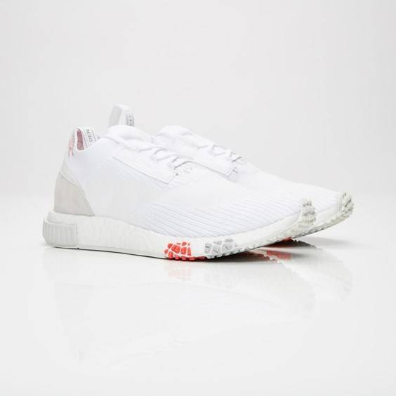 Adidas Nmd Racer Pk w Ftwr White/Ftwr White/Trace Scarlet S18