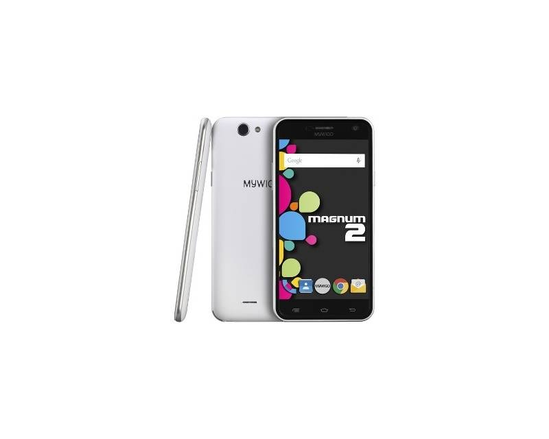 CIRCUIT PLANET MYWIGO MAGNUM 2 WHITE 5IN      SMD