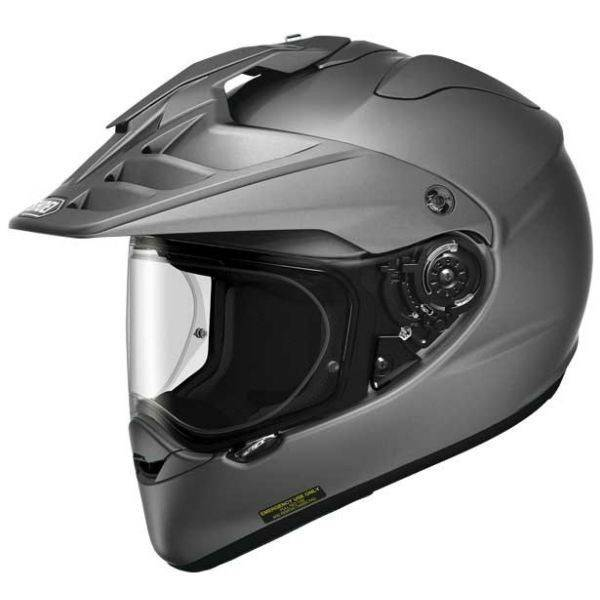 SHOEI Casco  Hornet Adv Gris Mate