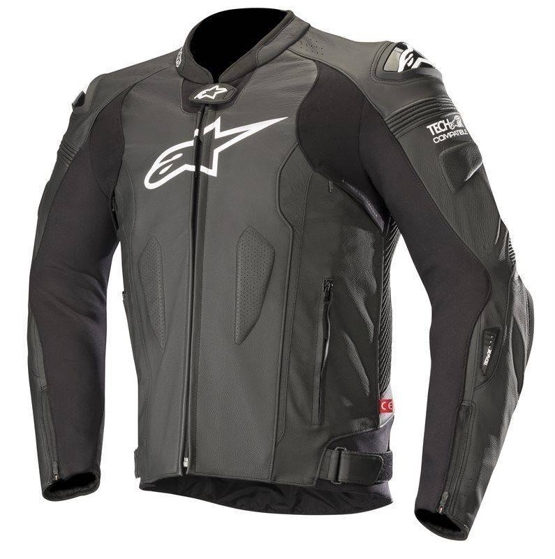 ALPINESTARS Chaqueta  Missile Tech-Air Negro