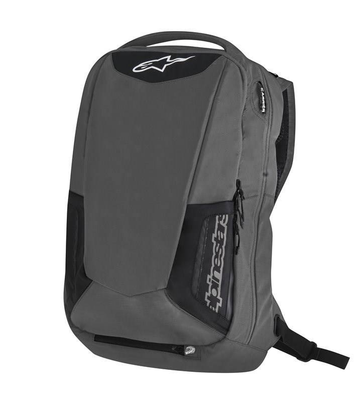 ALPINESTARS Mochila  City Hunter Negro/gris