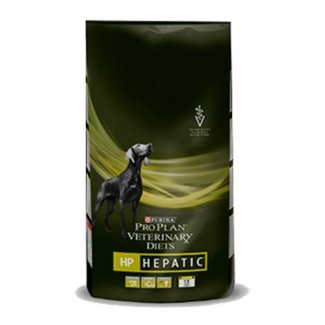 Purina Pro Plan Veterinary Diets Canine HP 3Kgs