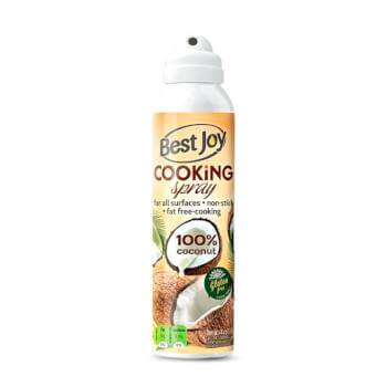 Best Joy SPRAY PARA COCINAR 100% ACEITE DE COCO 201g