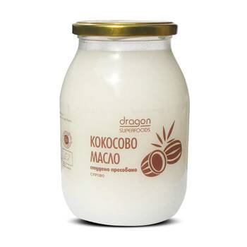 Dragon ACEITE DE COCO ORGANICO 1000ml
