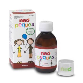 NEO PEQUES GASES Jarabe 150ml