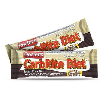 Universal Nutrition DOCTOR CARBRITE DIET BAR 12 x 57 g Chocolate-Banana-Nueces