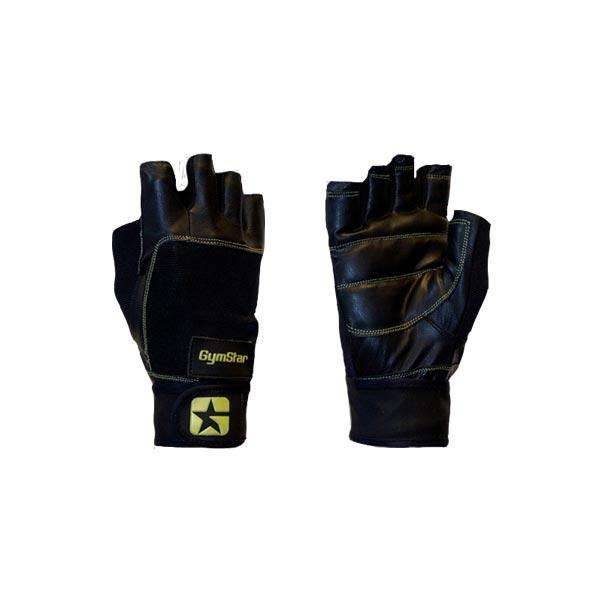 GymStar Guantes yellow star