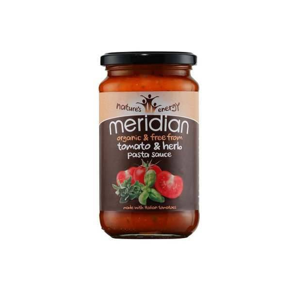Meridian Organic tomato and herb pasta sauce - 440g