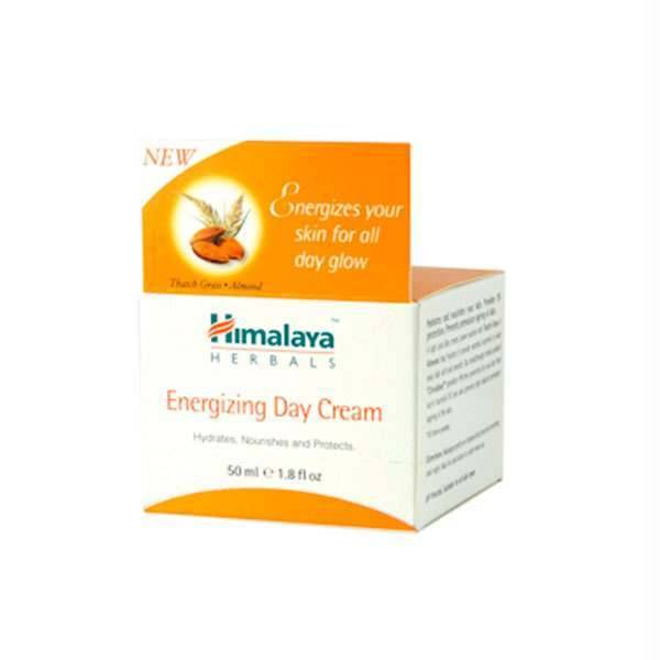 Himalaya Energizing day cream - 50ml