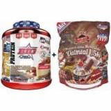 Pack BIG CFM ISO DRY Protein Isolate 1,8 kg + Max Protein Harina de Avena 1,5 kg Sabor Donut