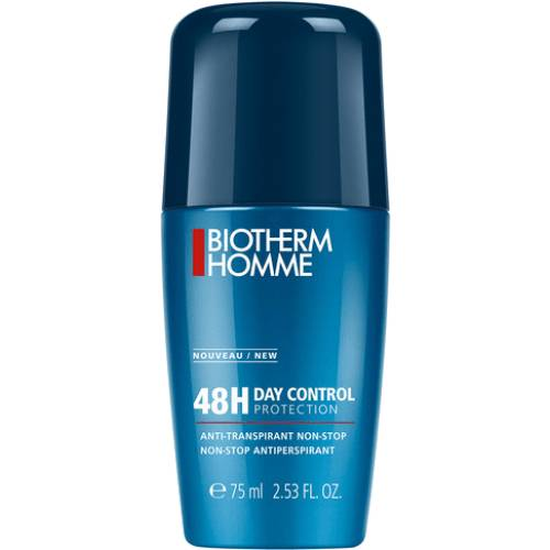 Biotherm homme deodorant day control roll-on , 75 ml