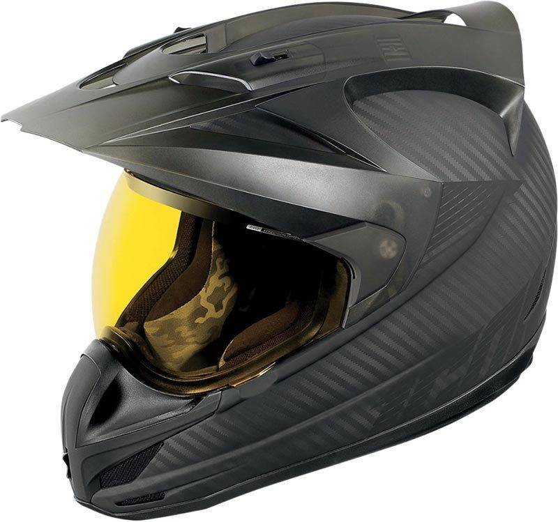 Icon Variant Ghost Carbon Casco Negro XS (53/54)