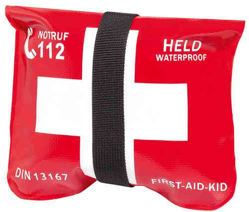 Held First Aid Kit
