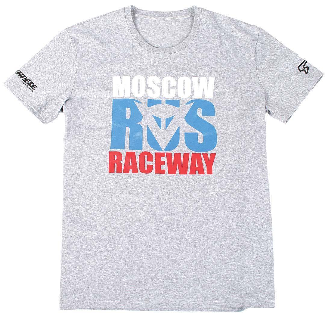 8052644558500 Dainese Moscow D1 Gris M