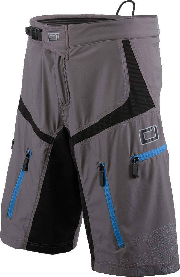 Oneal Pin It III Pantalones descenso Gris 30