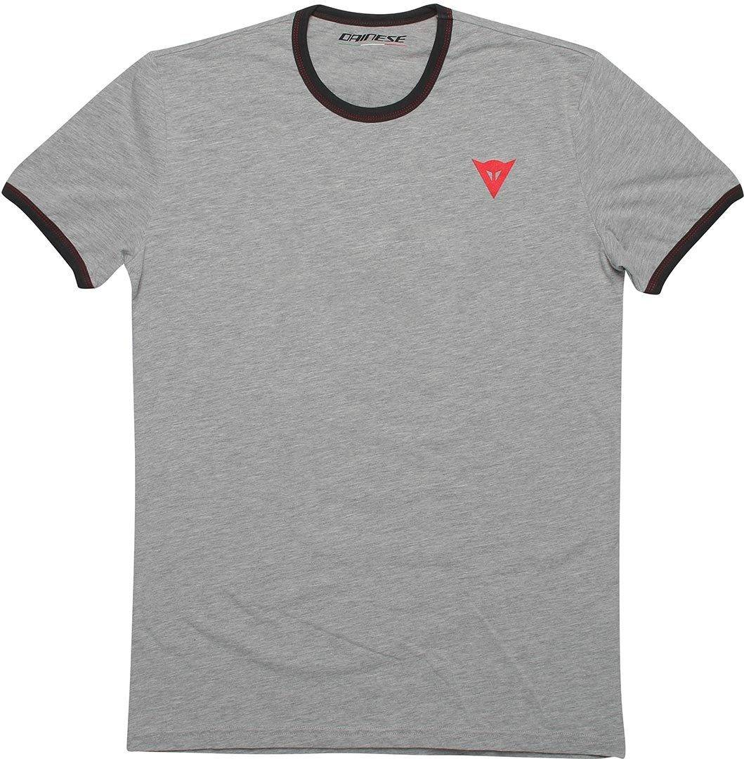 8052644777895 Dainese Protection T-shirt Gris XXL