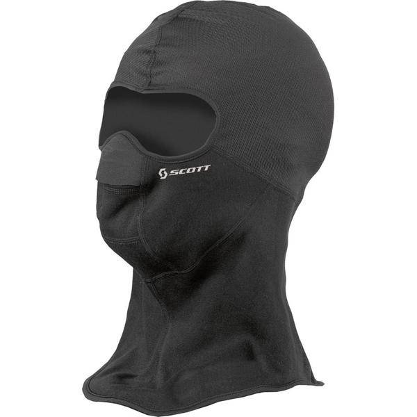 Scott Wind Warrior Hood Facemask Negro XS