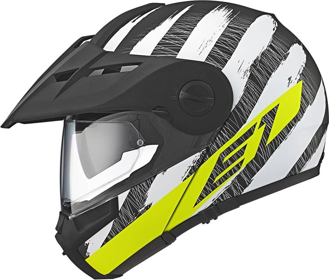 Schuberth E1 Hunter Adventure Casco Amarillo XS (52/53)