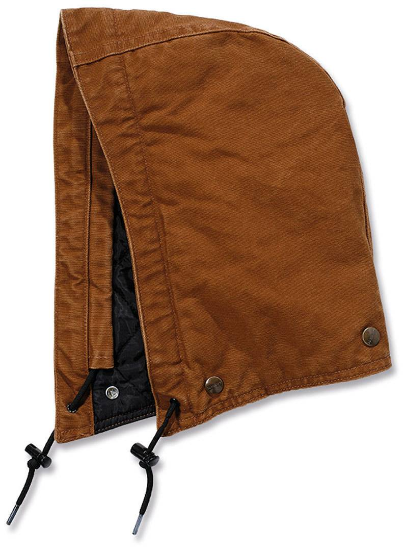 Carhartt Sandstone Polyester Quilted Marrón S