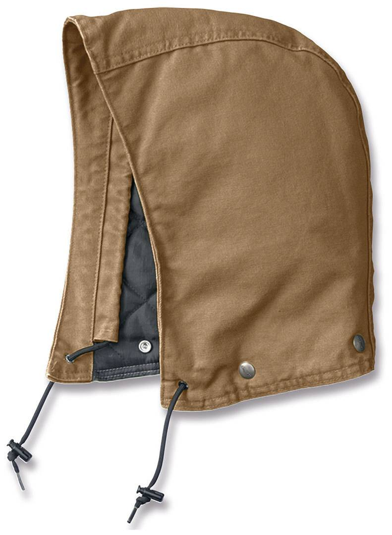 Carhartt Sandstone Polyester Quilted Marrón Claro S