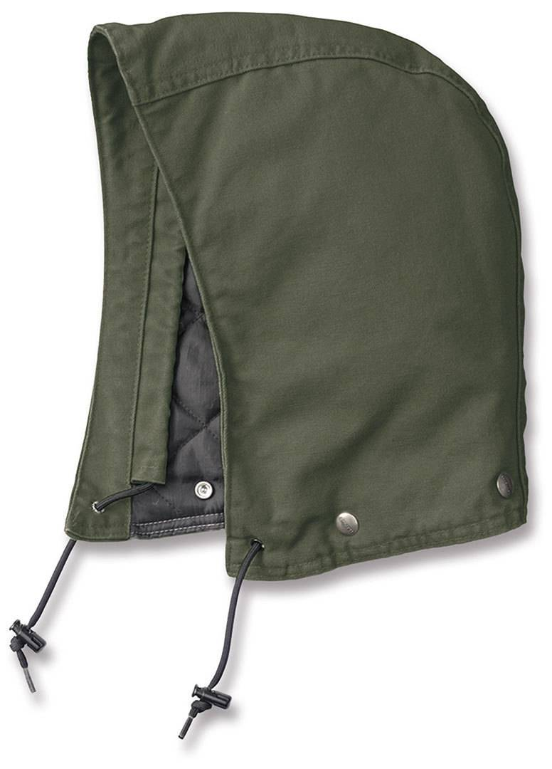 Carhartt Sandstone Polyester Quilted Verde Oscuro XXL