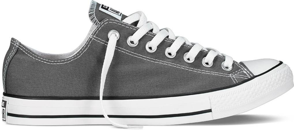 Converse Chuck Taylor All Star Classic Low Zapatos Gris 46.5