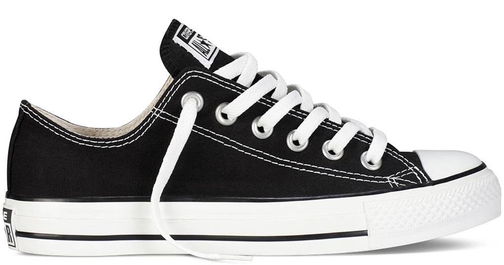 Converse Chuck Taylor All Star Classic Low Zapatos Negro 41.5