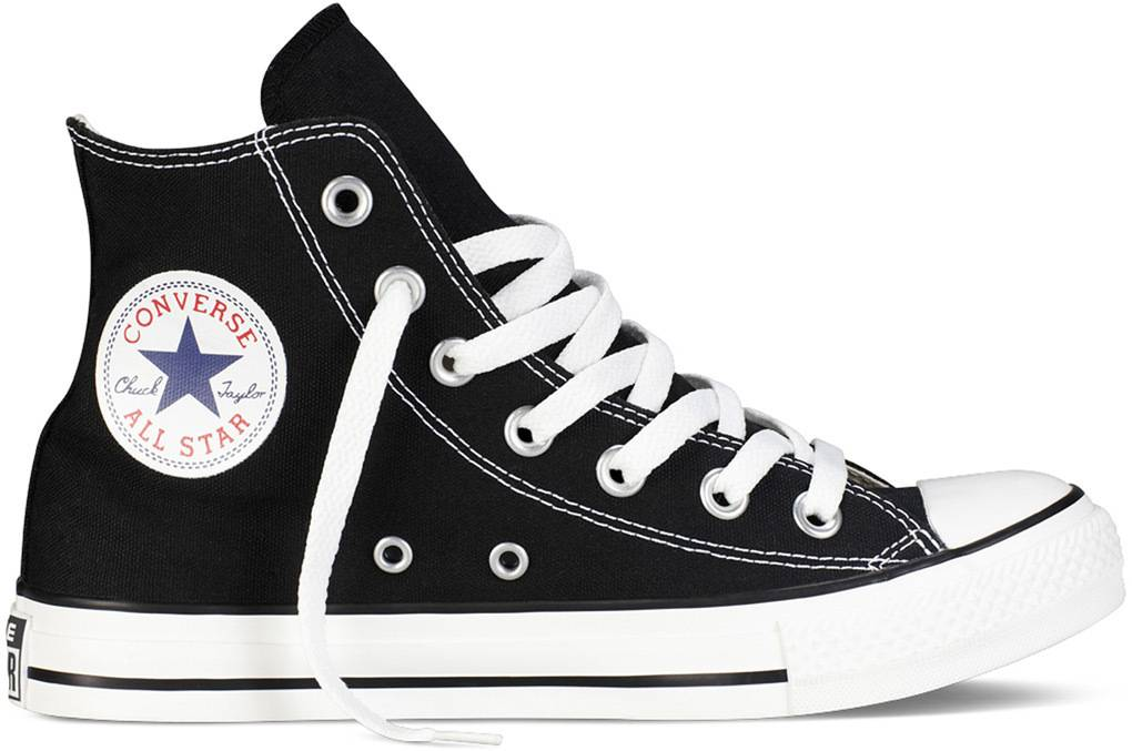 Converse Chuck Taylor All Star Classic High Zapatos Negro 42.5