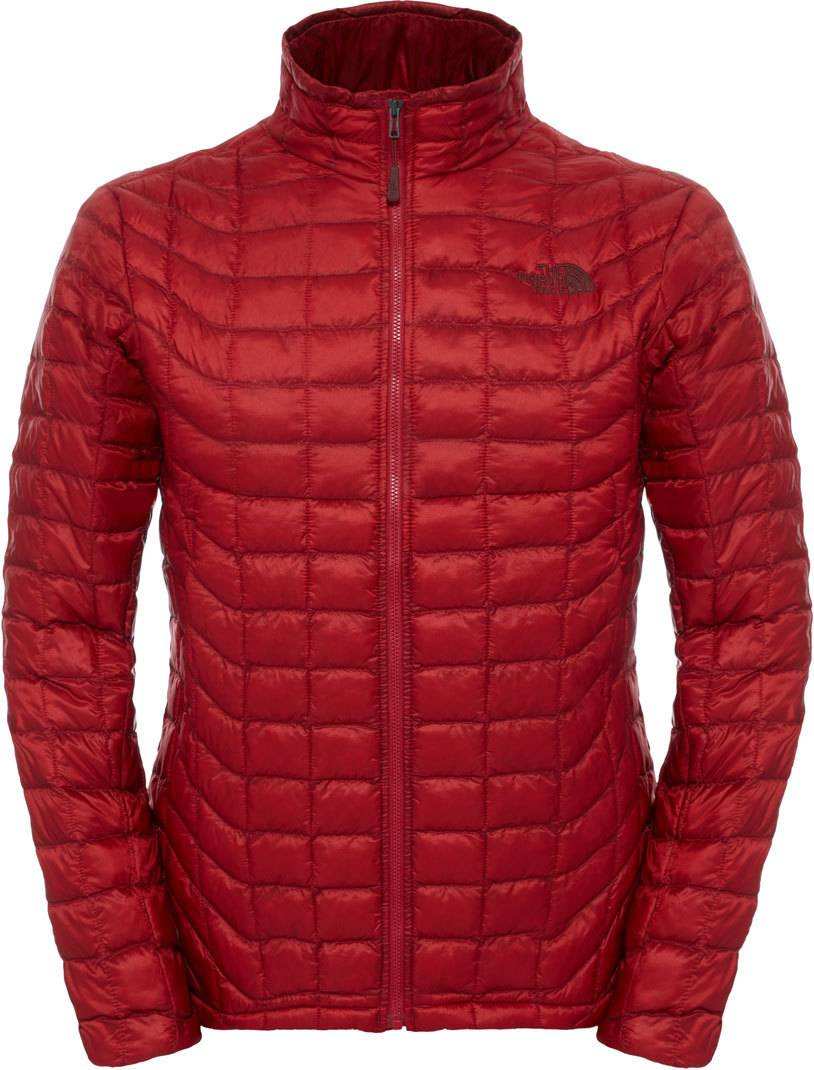 The North Face Thermoball Chaqueta Rojo S