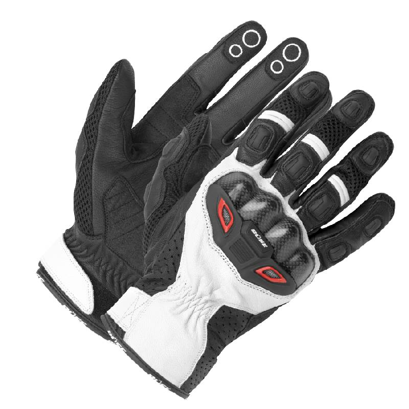 Büse Airway Sport Guantes Blanco 10 (XL)