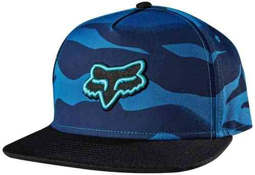 Fox Vicious Baseball Hat Azul