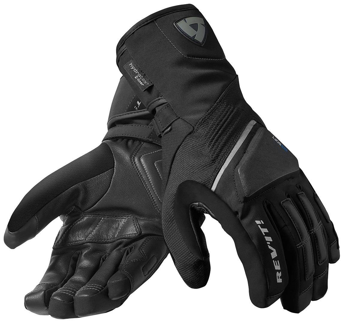 Revit Galaxy H2O Guantes impermeables Negro M