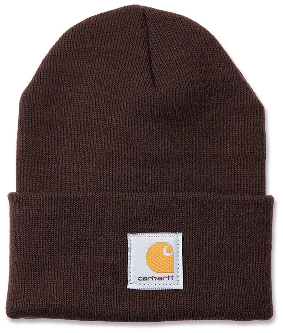 Carhartt Watch Cap Marrón Oscuro