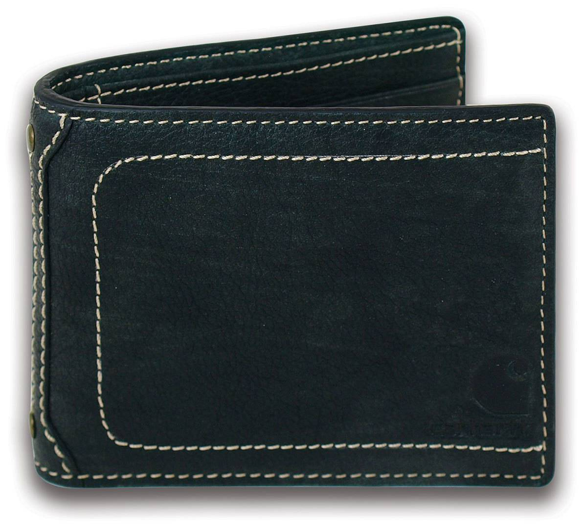 Carhartt Pebble Pass Case Monedero Negro un tamaño