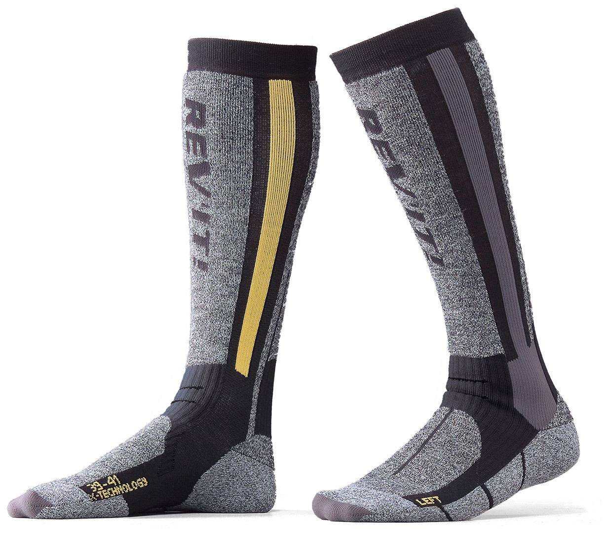 Revit Tour Calcetines de invierno Negro 35-38