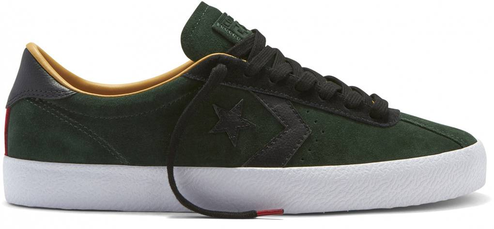 Converse Break Point Zapatos Verde 38