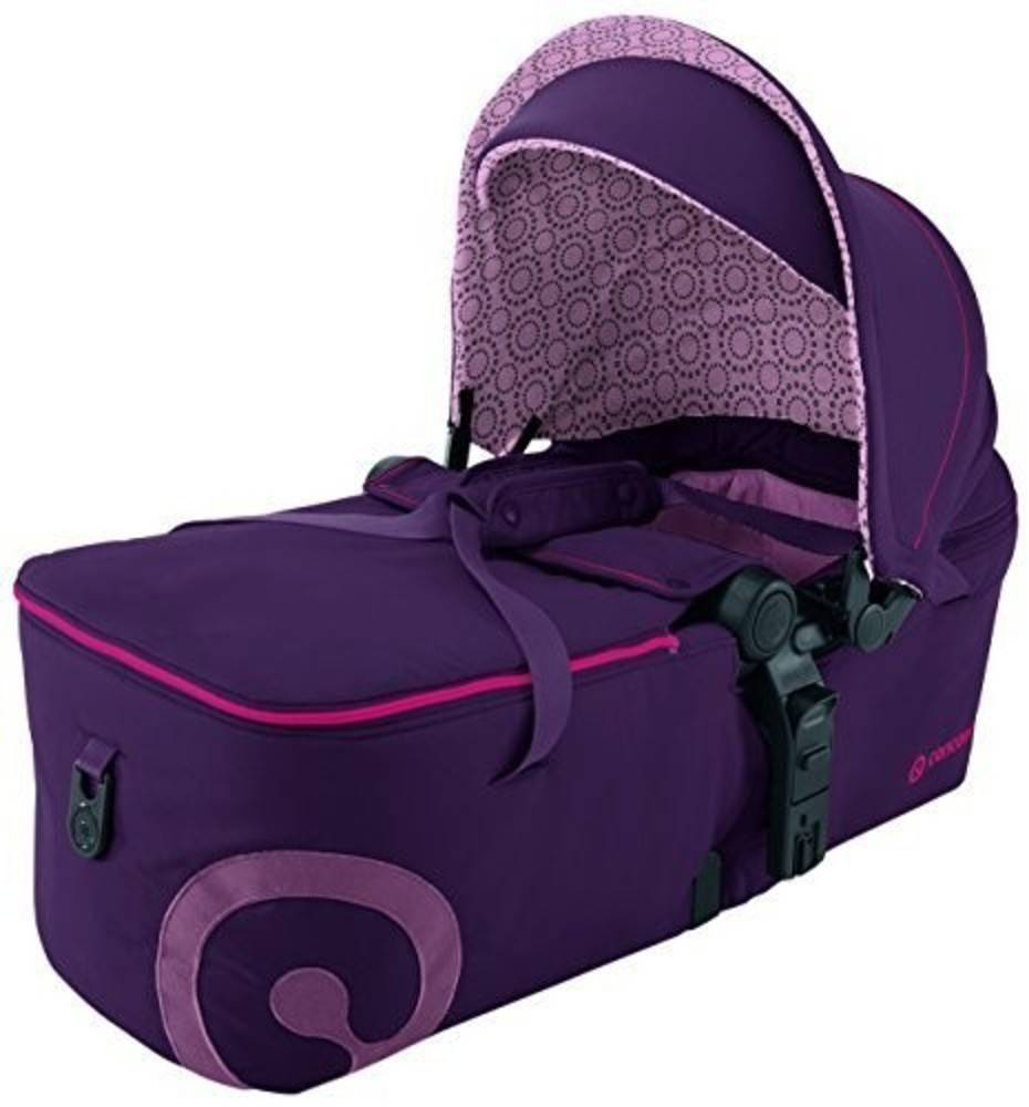 CONCORD Capazo Scout Raspberry Pink Concord 0m+